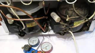 Как не должен звучать компрессор бытового холодильника 2(, 2015-07-12T14:29:36.000Z)