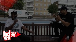 kyze on britainsgotbarz he talks life after prison kyze am being an orphan sn1 more   hdvsn