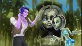 Monster High Especial III- Espantada de Isla Calavera