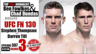 UFC FN 130 Liverpool preview - Thompson vs. Till