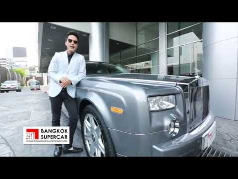 Rolls Royce Phantom :: Supercar Review by Bangkok Supercar