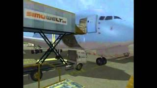 Airport Simulator 2013 - Fahrzeug-Trailer