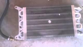 2008 Stsv Timmyc heatexcanger install