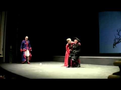 "Maria Weiss, mezzo-soprano singing live ""È gelosia""  - Haendel - ALCINA (Bradamante)"