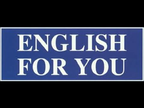 English For You - Beginner Lev...