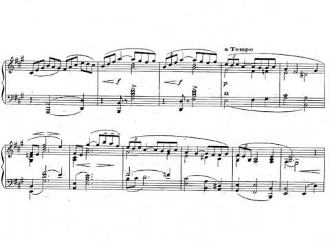 C. Debussy: Arabesque No. 1 Sheet Music
