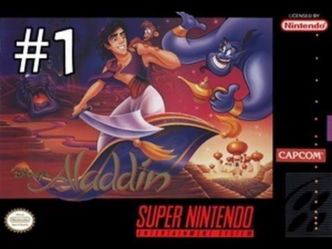 Aladdin (snes) #1