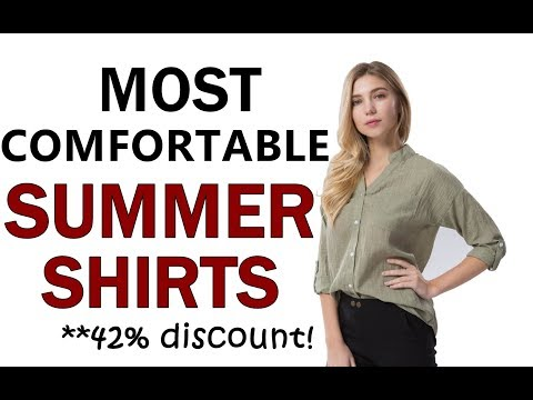 Most Fashionable Summer Shirts Review ! Comfortable, Long Lasting Summer Shirts On Discount. #3MR