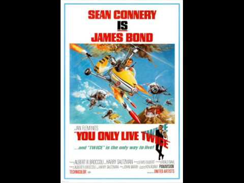 You Only Live Twice - Bond Averts World War Three