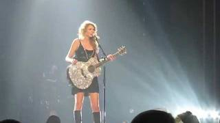 Taylor Swift - Long Live at Prudential Center NJ July 19 2011
