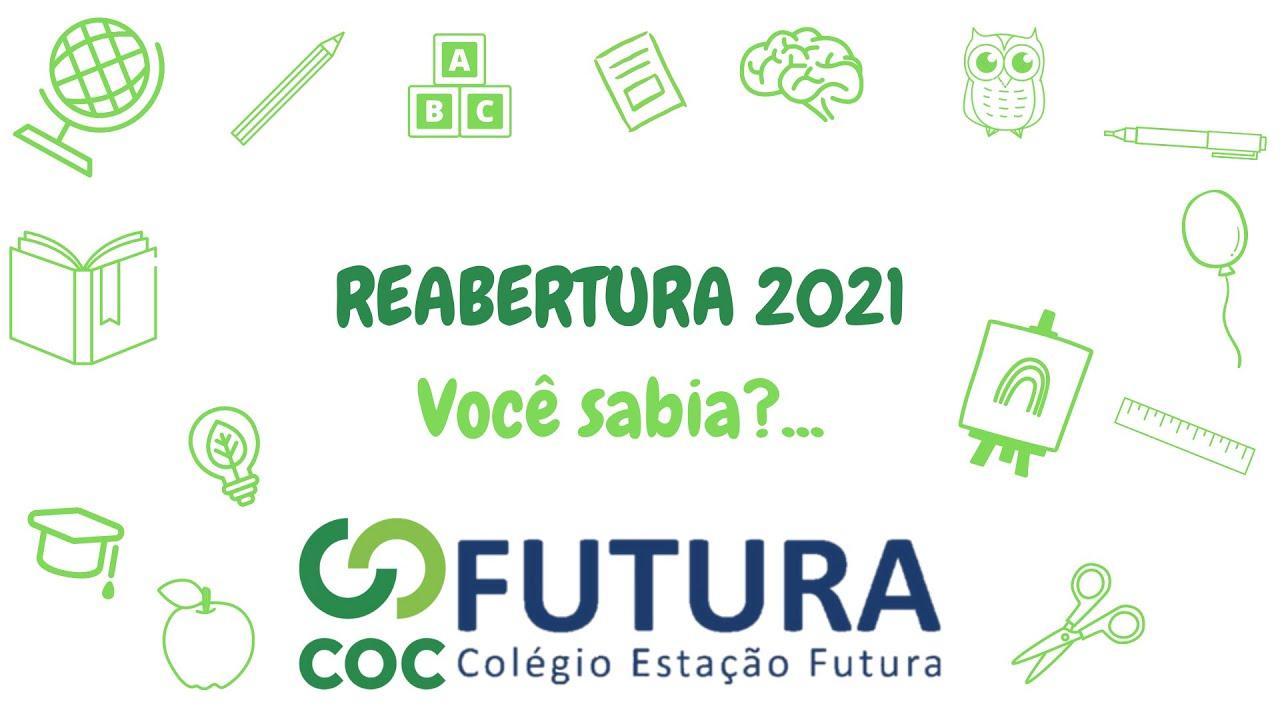 Reabertura 2021: Curiosidade, novas práticas e mais