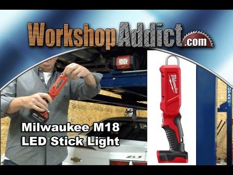Milwaukee 2352-20 M18 LED Stick Light