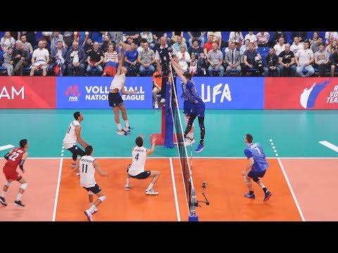 UTV. Сборная России по волейболу триумфально завершила уфимский этап Лиги Наций