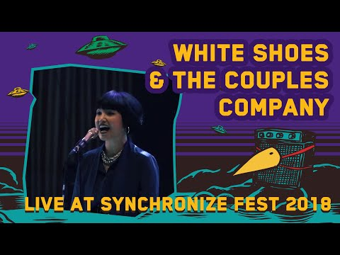 White Shoes & The Couples Company Live At SynchronizeFest 2018