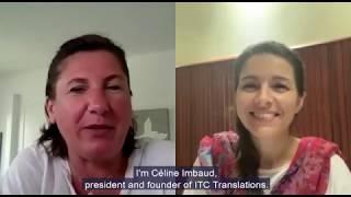 Association Gabriel : Entrevue avec Céline Imbaud de ITC Traductions