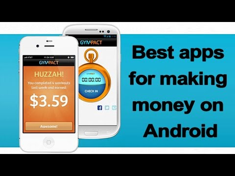 Best Apps For Making Money On Android || Pastimers