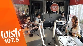 "Moonstar88 performs ""Torete"" LIVE on Wish 107.5 Bus"