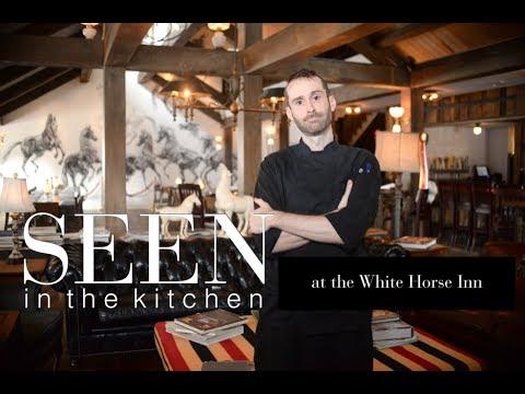 Cooking With White Horse Inn Chef Brentton Stinson | SEEN Magazine | SEEN