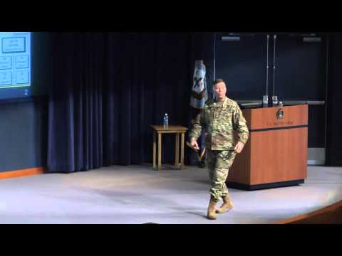 Lecture of Opportunity | Gen. David G. Perkins: The Army Operating Concept