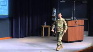 Lecture of Opportunity   Gen. David G. Perkins: The Army Operating Concept