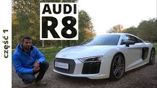 Audi R8 Coupe 5.2 FSI V10 plus 610 KM, 2015 - test AutoCentrum.pl #239