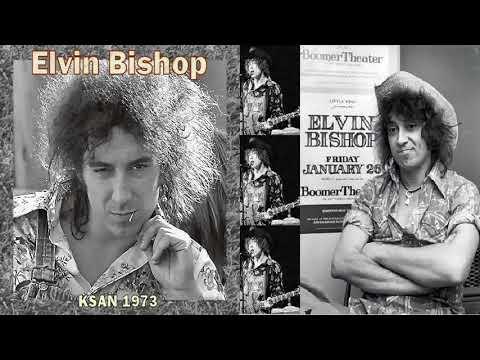 Elvin Bishop -- 1973-07-08 @ The Record Plant Sausalito, CA [KSAN-FM]