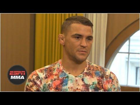 Dustin Poirier: If I beat Khabib, I'm the best lightweight ever   UFC 242   ESPN MMA
