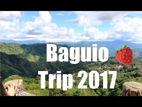 VLOG#5 Baguio City Tour Philippines - Travel Vlog