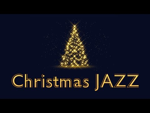 Smooth Christmas JAZZ - Snow Holiday Music Playlist: Merry Christmas JAZZ