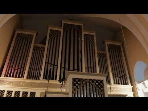 Органная музыка Испании: