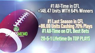 Buster Sports CFL Pass - #1 All-Time