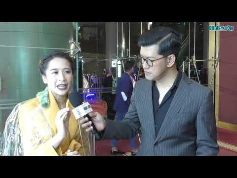 EKSKLUSIF: Fesyen Baju Hujan Ara Johari Stailo Habis di ABPBH31