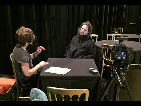 Will Varley Interview Feb 2016