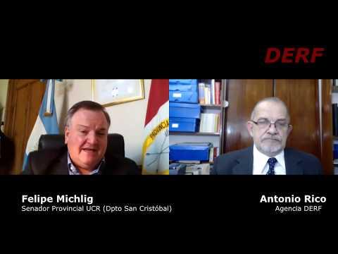 Felipe Michlig: Hay que buscar la vuelta para ir permitiendo actividades