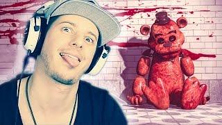 WARNUNG: Jetzt kommt Hardi! | Five Nights at Freddy