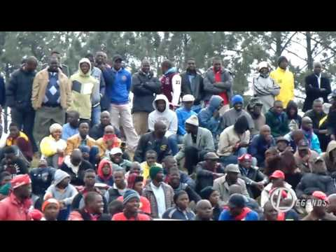 Tsvangirai's full Speech at Mkoba Stadium Gweru (10 June 2017)