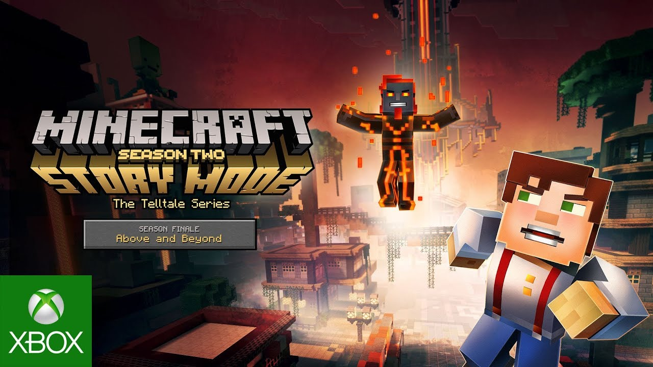 Minecraft Story Mode Season Two Episode 5 Launch Trailer