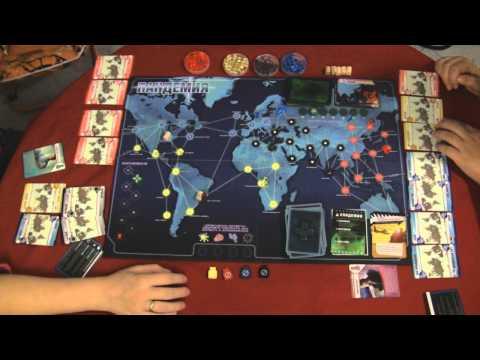 BigBoxGamers играят Пандемия