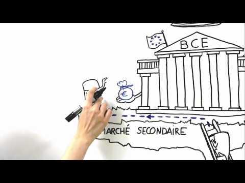 Dessine-moi l'éco : Le rôle de la Banque Centrale Européenne face à la crise de la dette