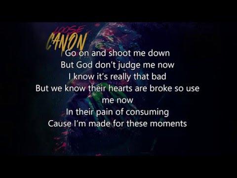 Canon- Go Off lyrics