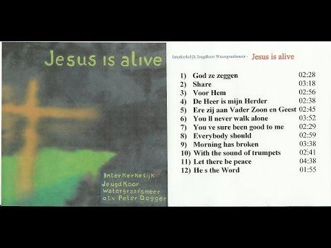 Interkerkelijk Jeugdkoor Watergraafsmeer: 1975 LP Jesus is alive