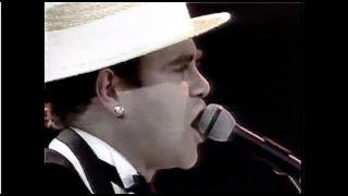 Elton John - Hercules (Live at Wembley Stadium 1984) HD