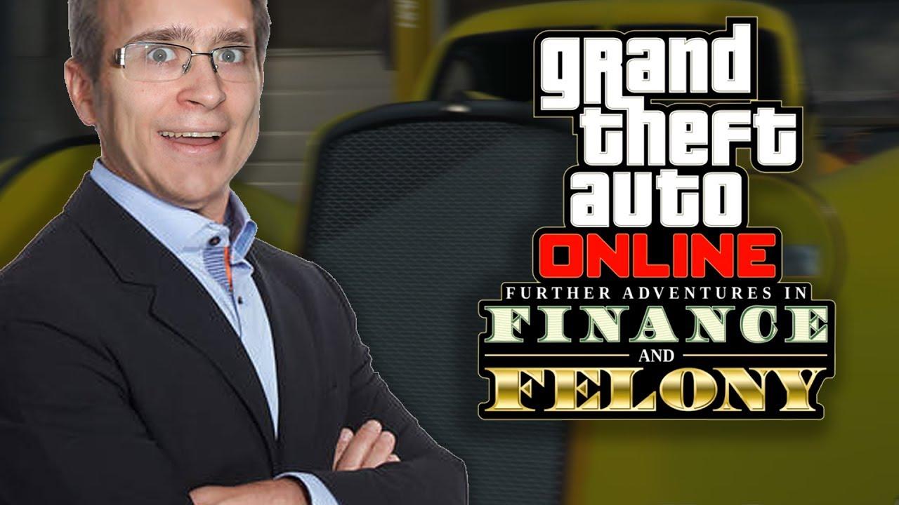 PODEJRZLIWA FURA!? – GTA Online
