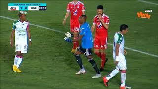 América vs. Once Caldas (1-1) | Liga Aguila 2018-II | Fecha 18