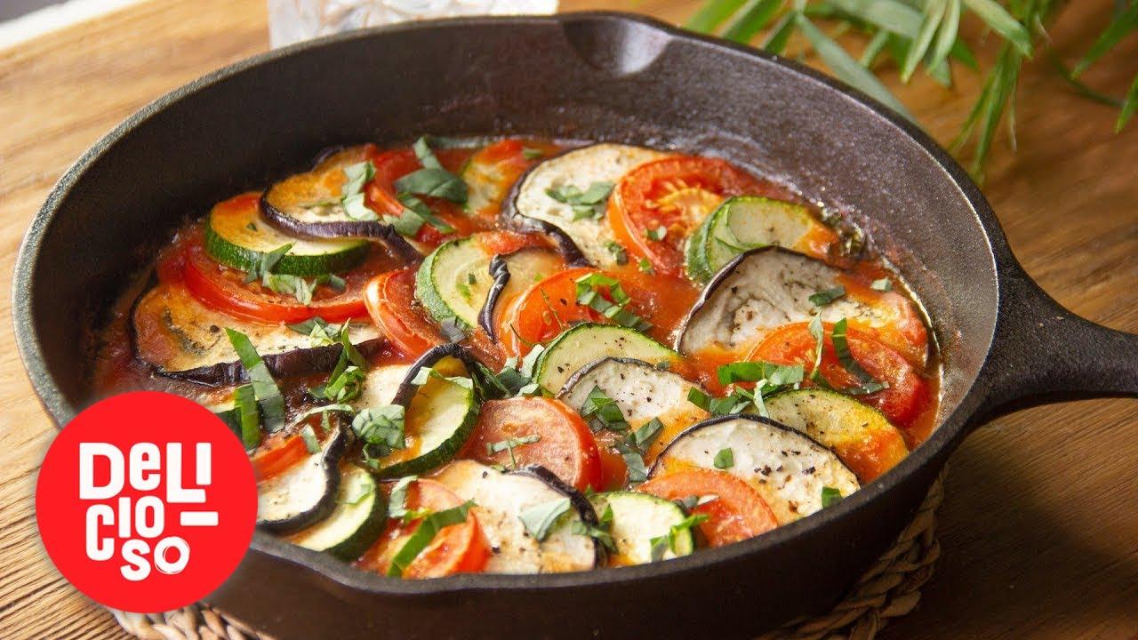 Ratatouille, un clásico francés muy fácil de preparar | Delicioso