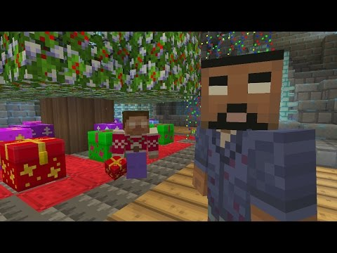 Minecraft Xbox - Murder Mystery - Herobrines Christmas