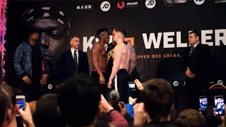 PRE-FIGHT FACE OFF | KSI: Cant Lose Documentary | Clip #4