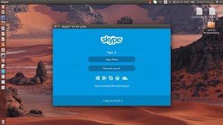Comment Installer Skype en Ubuntu par ligne de commende  plus vite