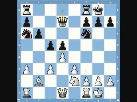 Famous Chess Game: Botvinnik vs Capablanca