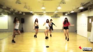 EXID - Up u0026 Down (dance practice) DVhd